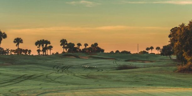 North Palm Beach in the morning.